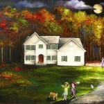 tom and denises moonlit autumn home auntlizzy