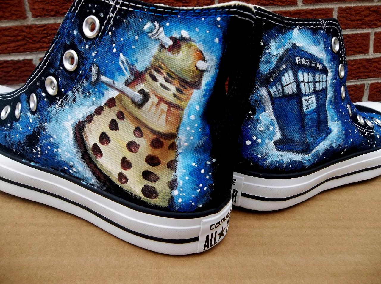 converse shoes artwork