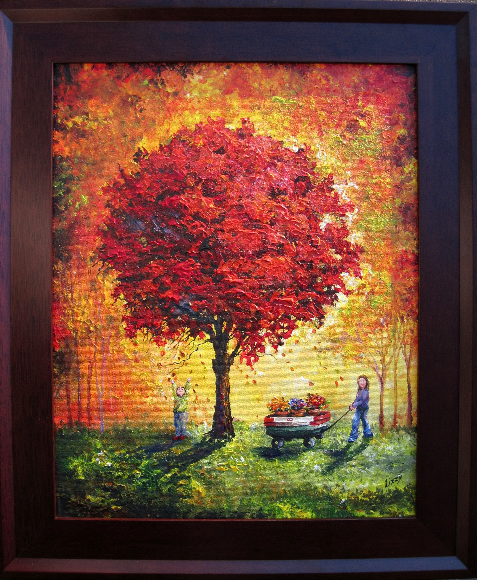 the red tree essay Below is a free excerpt of the red tree analysis from anti essays, your source for free research papers, essays, and term paper examples the red tree-vincent chen shaun tan's text, the red tree, explores the power of hope, renewal and inspiration.