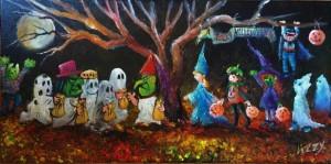 A Jolly Halloween 10x20 2016