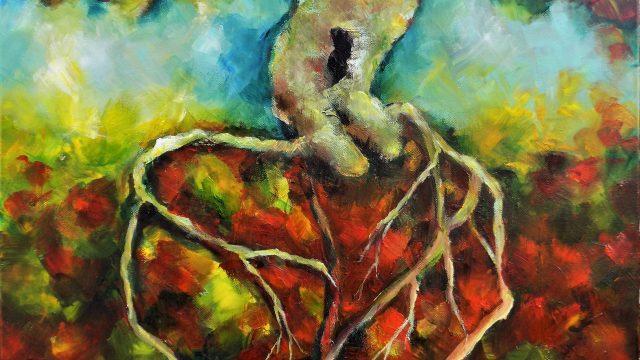 Medical Art .  Radiology Trees.  2018