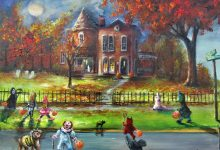 Past The Haunted Mansion ... sold