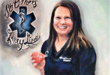 Portrait of a Paramedic