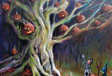 Patricia's Halloween Tree #raybradbury #thehalloweentree